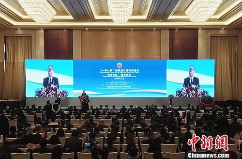 12月7日,由中国国务院新闻办公室和外交部共同主办的首届南南人权论坛在北京举行。 <a target='_blank' href='http://www.chinanews.com/'>中新社</a>记者 崔楠 摄