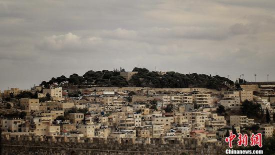 资料图片:耶路撒冷居民定居点中新网记者 李雨昕 摄