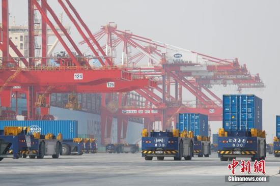 商务部:有信心使中国始终成为富有吸引力的投资热土