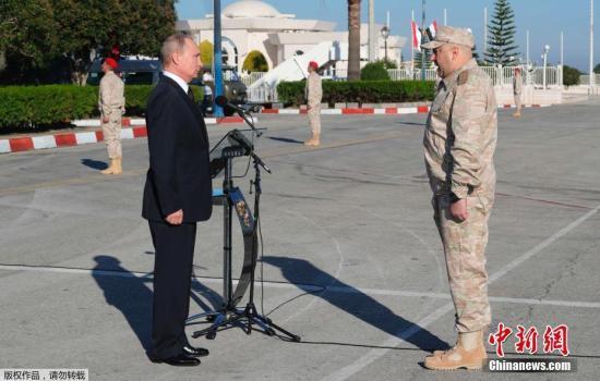 当地时间12月11日,俄罗斯总统普京在叙利亚赫梅明空军基地宣布,俄开始从叙利亚撤军。