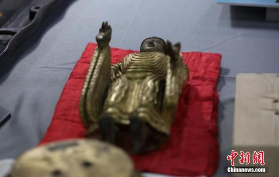 China to build first 'medical school of cultural relics'