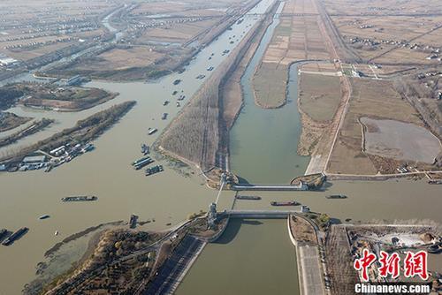 江苏扬州今年启动建设中国大运河博物馆