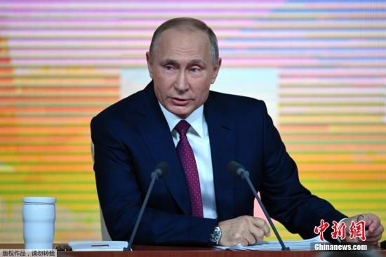 普京:为俄罗斯和平与繁荣鞠躬尽瘁是我的天职