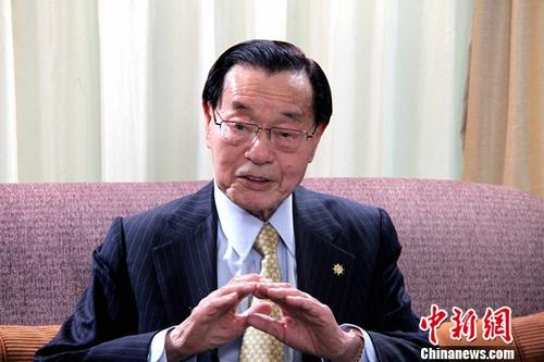资料图:赵锡成 <a target='_blank' href='http://www.chinanews.com/'>中新社</a>记者 李洋 摄
