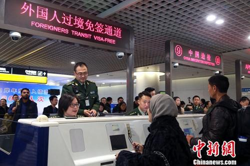 Foreigners to enjoy 144-hour visa-free transit in more Chinese cities