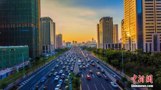 环保部:1月74城中海口空气质量相对较好 北京排第9
