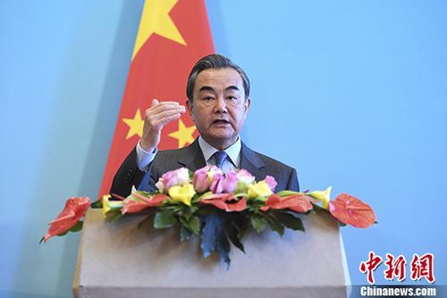 王毅:半岛对话谈判大门总有重新开启的一天