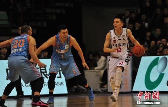 资料图:杨鸣正式结束球员生涯。<a target='_blank' href='http://www.chinanews.com/'>中新社</a>记者 于海洋 摄