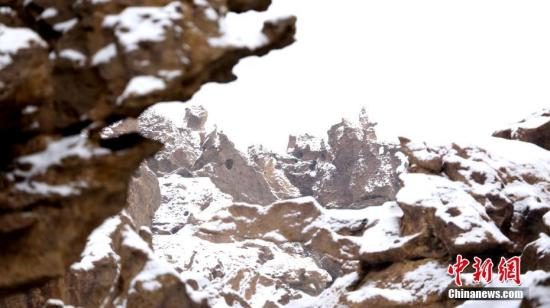 资料图:新疆自然风光。图/李靖海