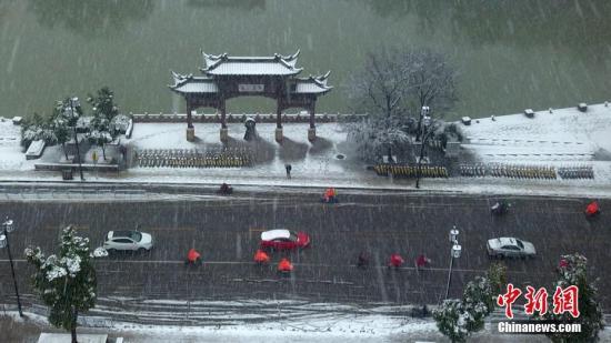 中央气象台:5日夜间至8日中东部将再现低温雨雪天气