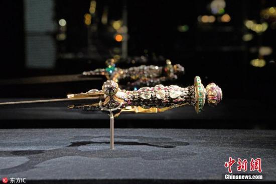 威尼斯名贵珠宝展遭窃 警报系统遭延迟窃贼逃脱