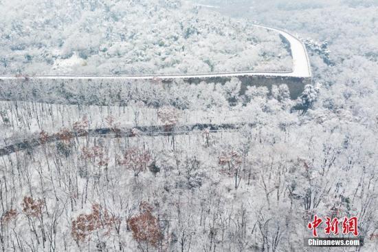 77天无有效降水 缘何北京与大范围降雪擦肩而过?
