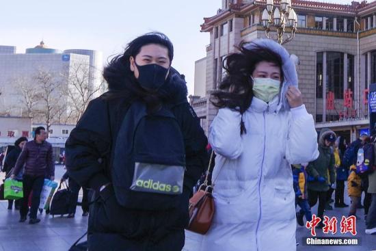 京津冀28个城市PM2.5平均浓度均同比下降