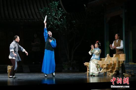 2018年北京演出票房收入超17亿元 观众超1100万人次