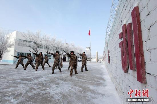 资料图:新疆兵团。 刘裕新 摄