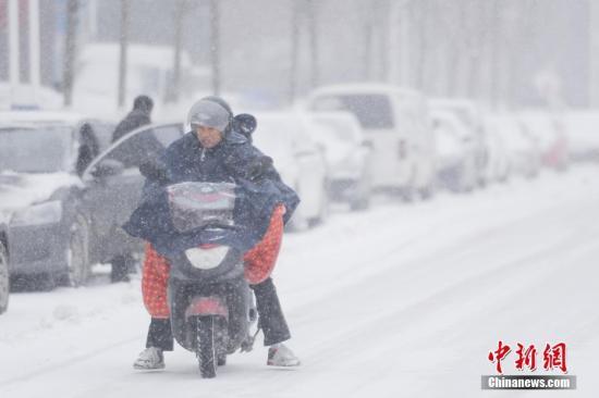 中东部将有大范围雨雪冰冻天气 国家防总提前部署