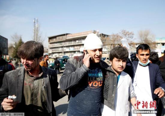 1月27日,阿富汗首都喀布尔市区发生炸弹袭击,造成两百余人伤亡。