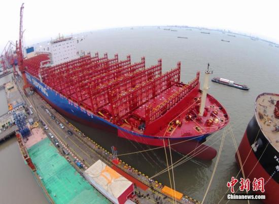"""170亿元投资""""一带一路""""沿线中国航运巨头重组远航"""