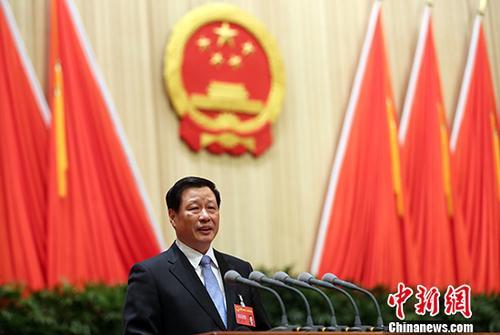 图为应勇资料图片。 <a target='_blank' href='http://www.chinanews.com/'>中新社</a>记者 汤彦俊 摄