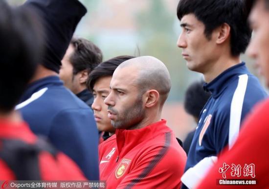 资料图:河北华夏幸福目前在联赛暂居倒数第二,球队已连续7轮不胜。 图片来源:Osports全体育图片社