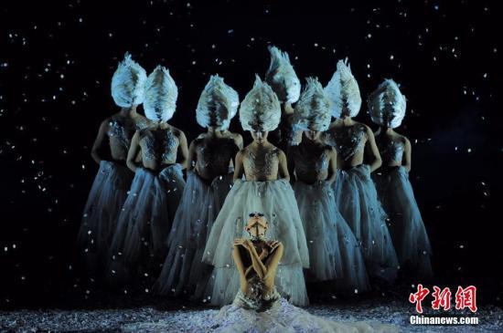 杨丽萍:跳舞是我生命中的情感出口