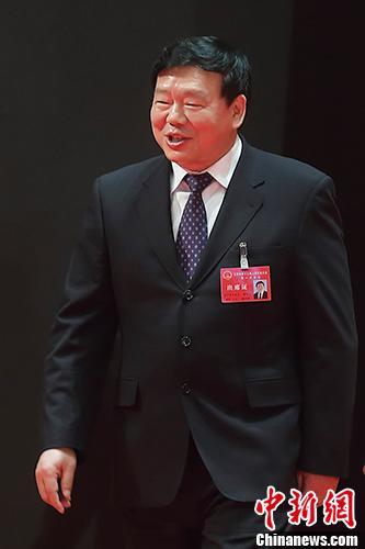 资料图:中共江苏省委书记娄勤俭。<a target='_blank' href='http://www.chinanews.com/'>中新社</a>记者 泱波 摄