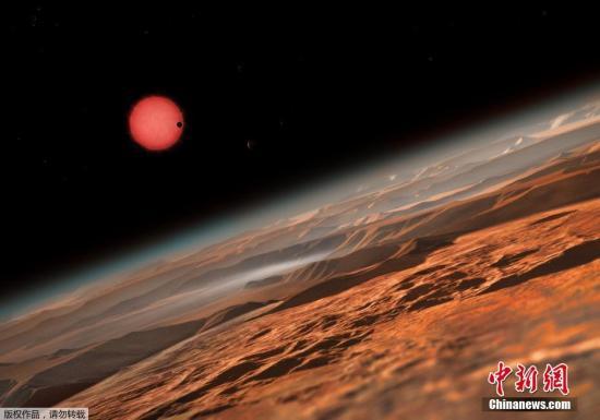 天文学家观测到一颗奇特的气态巨行星