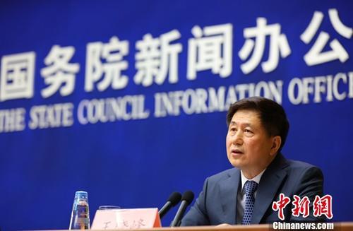 国家旅游局副局长王晓峰表示,旅游是幸福快乐的产业,提升游客的满意度、获得感、幸福感是旅游主管部门的重要工作职责。/p中新社记者 杨可佳 摄