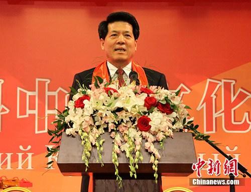 中国驻俄大使李辉离任