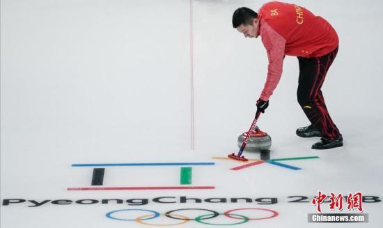 资料图:巴德鑫在比赛中。<a target='_blank' href='http://www.chinanews.com/'>中新社</a>记者 崔楠 摄
