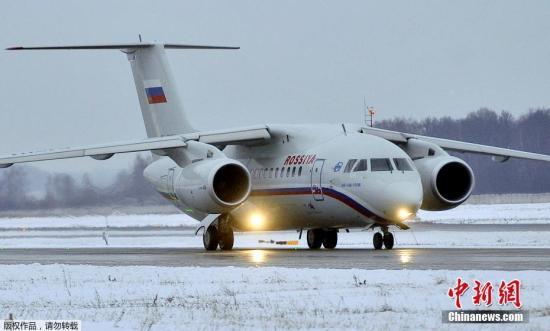 这架飞机在从莫斯科多莫杰多沃机场起飞后不久失联,后被证实坠毁。莫斯科州紧急情况部门消息人士表示,坠落的飞机在莫斯科州拉缅斯科耶区野外从空中被发现。图为安-148客机资料图。