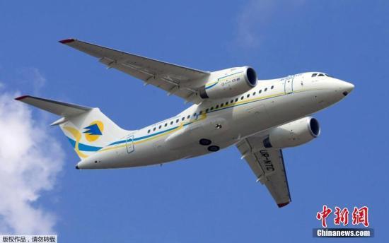 图为安-148客机资料图。