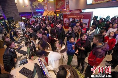 票房58.4亿 国家电影局:春节档票房及满意度创新高