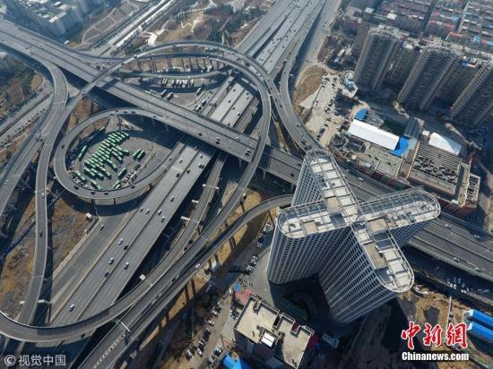 资料图:郑州。图片来源:视觉中国