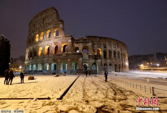 意大利去年累计接待外国游客超过4.2亿人次 创历史新高