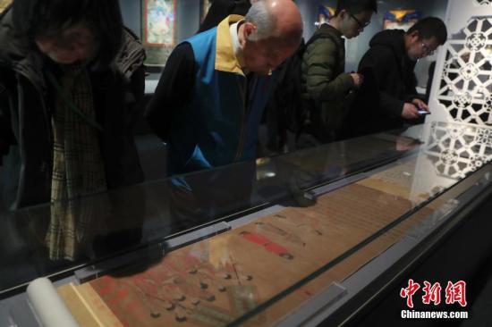 西藏历史文物展在京开幕 多件展品为首次亮相