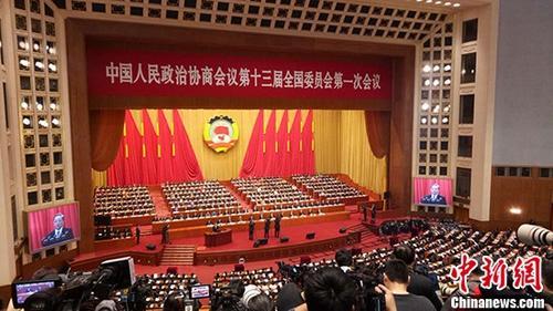 俞正声:加强和改进民主监督工作