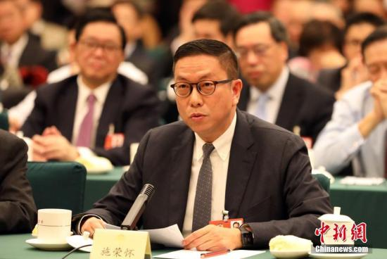 香港修例风波持续半年 港区政协委员指破坏空前