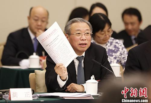 资料图:刘家义。<a target='_blank' href='http://www.chinanews.com/'>中新社</a>记者 杜洋 摄