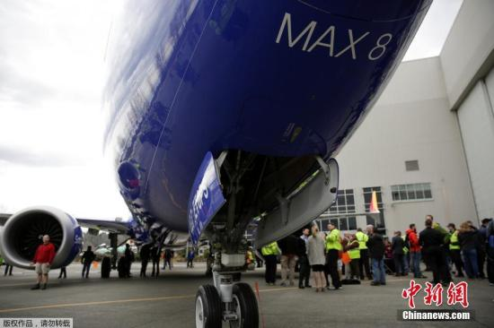 Shanghai Airlines stores Boeing 737 MAX in northern China: report