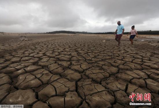 资料图片:干旱。