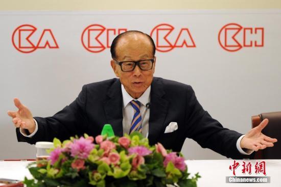 90岁李嘉诚今日正式退休 长子李泽钜接任长和系主席