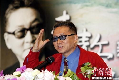 李敖资料图。 <a target='_blank' href='http://www-chinanews-com.566zl.cc/'>中新社</a>记者 杜洋 摄