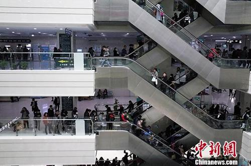 资料图。 中新社记者 殷立勤 摄