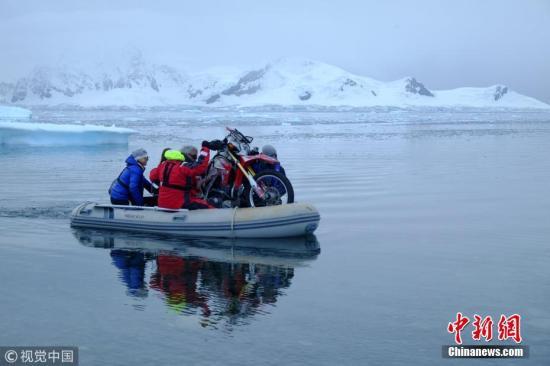南极也失火?美国站温度常低于冰点 仍招
