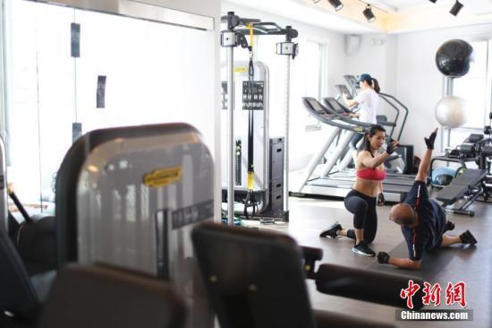 资料图:健身房。<a target='_blank' href='http://www.chinanews.com/'>中新社</a>记者 廖攀 摄(图文无关)