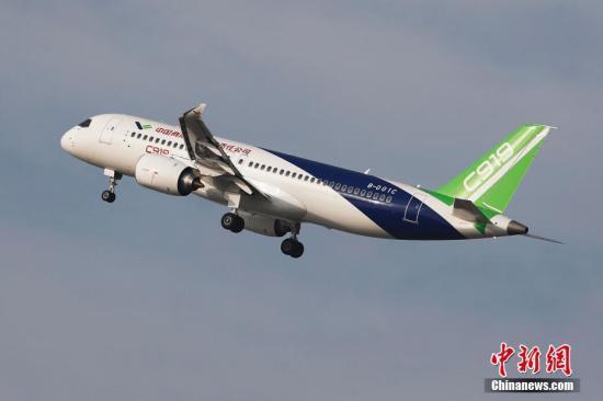 亚洲公务航空展再临上海 主办方期待未来C919参展