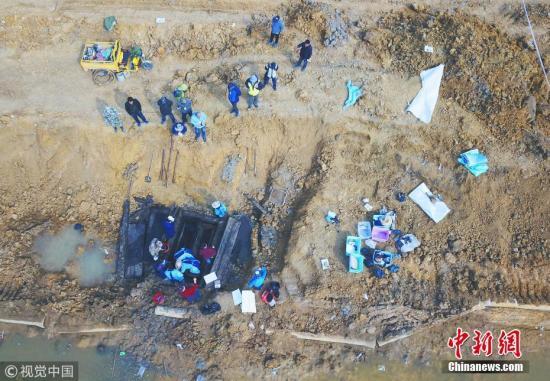 2017年中国发生盗掘古文化遗址古墓葬案件308起