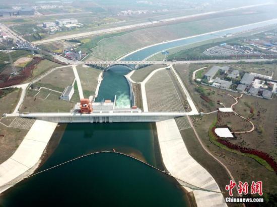 截至10月底 南水北调中线工程累计向河北调水33.9亿立方米