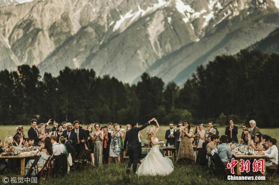 资料图:婚礼。图片来源:视觉中国
